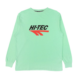 PACCBET L/S T-Shirt Green