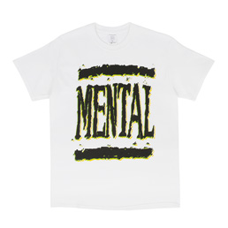 Proper Gang Mental T-Shirt White