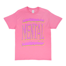Proper Gang Mental T-Shirt Pink