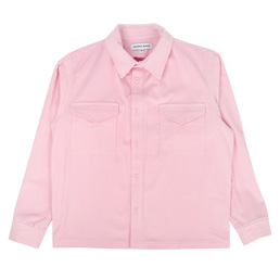 Proper Gang Corduroy Overshirt - Pink