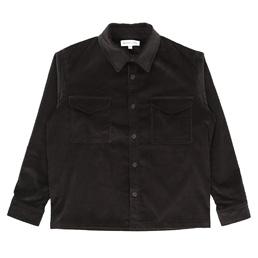 Proper Gang Corduroy Overshirt - Black
