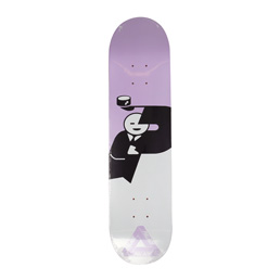 "Palace Hatman 775 7.75"" Deck Purple"