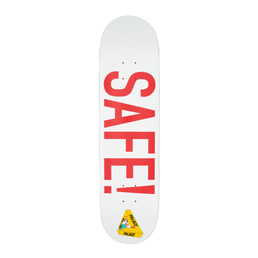 "Palace SAFE! 8.125"" Deck"