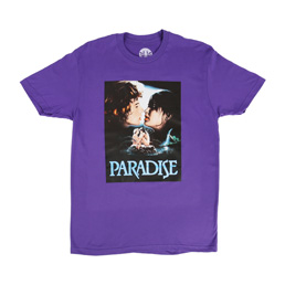 PARADIS3 The Movie T-Shirt Purple