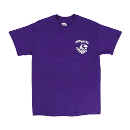PARADIS3 Liquors T-Shirt Purple