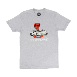 PARADIS3 Cobra Lambo T-Shirt Grey