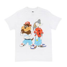 PRDIS3 Kriss Kross SS T-Shirt White