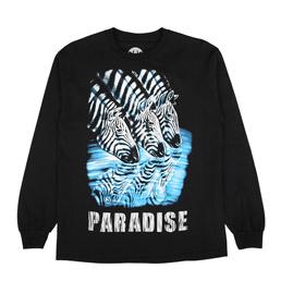 PRDIS3 Dream Zebras LS T-Shirt Black