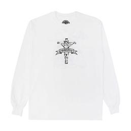 PRDIS3 Bad Boy Turned Good LS T-Shirt White