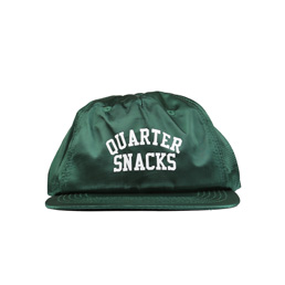 Quartersnacks Arch Logo Cap Forest Green