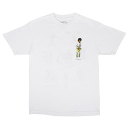 Quartersnacks Activites T-Shirt White