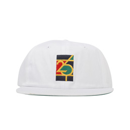 Quartersnacks Neighborhood Association Hat White