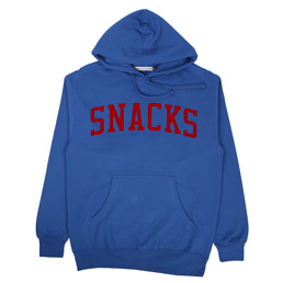 Quartersnacks Snack Hoody Blue