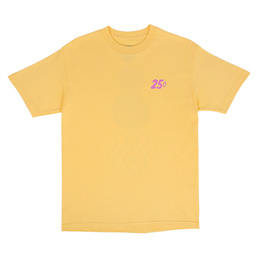Quartersnacks Snackman T-Shirt Mango