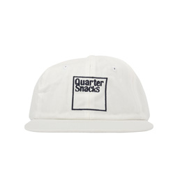 Quartersnacks Square Hat Off White