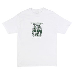 Passport No Way Out T-Shirt White