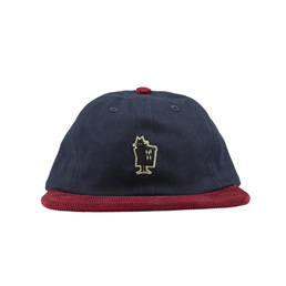 Real Bad Man Real Bad Cap Navy