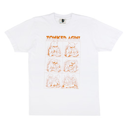 RBM Zonked Agin T-Shirt White