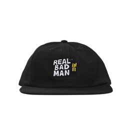 Real Bad Man Swap Meet Hat Black