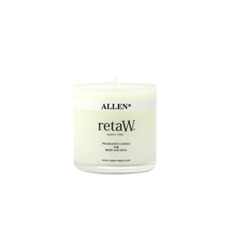 retaW Fragrance Candle Allen