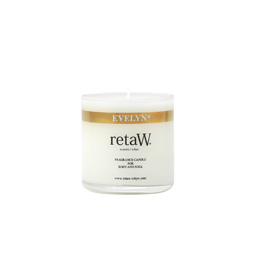 retaW Fragrance Candle Evelyn