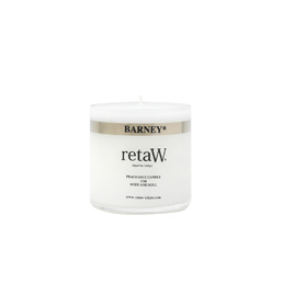 retaW Fragrance Candle Barney
