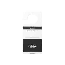 retaW Fragrance Room Tag Allen