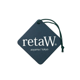 retaW Fragrance Car Tag Natural Mystic