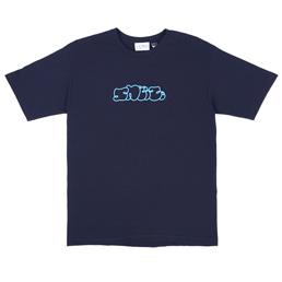 Sneeze Logo T-Shirt Navy