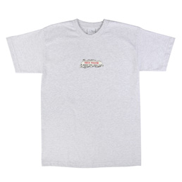 Sneeze Paper Trail T-Shirt Ash
