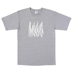Sneeze Tag T-Shirt Heather Grey