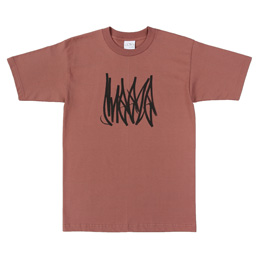 Sneeze Tag T-Shirt Dust Rose