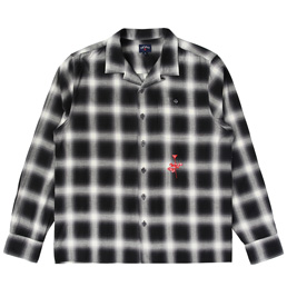 Noah DM Violator Rose Shadow Plaid Flannel-Plaid