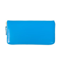 CDG SA2100 Classic Leather Wallet Blue
