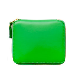 CDG SA2100 Classic Leather Wallet Green