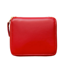 CDG SA2100 Classic Leather Wallet Red