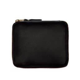 CDG SA2100 Classic Leather Wallet Black
