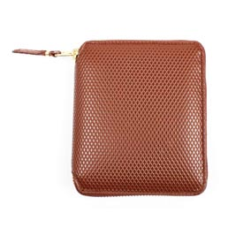 CDG SA2100LG Luxury Leather Line Wallet Brown
