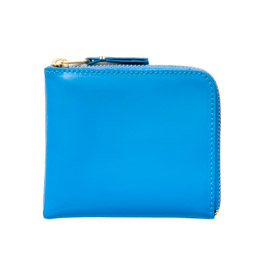 CDG SA3100 Classic Leather Wallet Blue