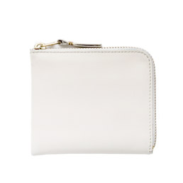CDG SA3100 Classic Leather Wallet White
