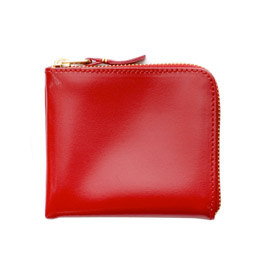 CDG SA3100 Classic Leather Wallet Red