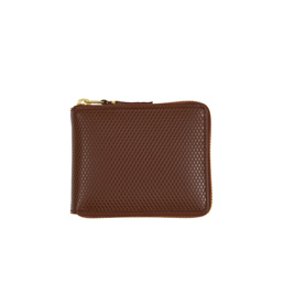 CDG SA7100LG Luxury Line Wallet Brown
