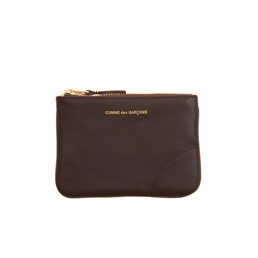 CDG SA8100 Classic Leather Line Wallet Brown
