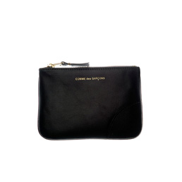 CDG SA8100 Classic Leather Wallet Black
