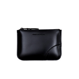 CDG SA8100VB Leather Line Wallet Very Black