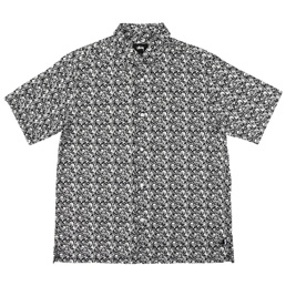 Supply x Stussy Bones Shirt - Black