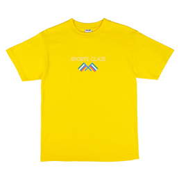 Sports Class United Logo T-Shirt - Yellow