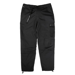 Sports Class Mesh Tech Cargo - Black