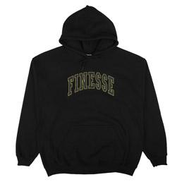 Sports Class Finesse Hood Black