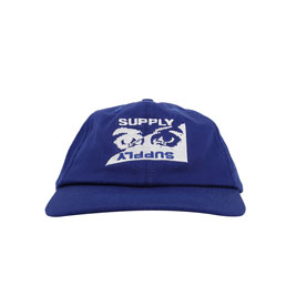 Supply Verbal Assault Cap - Royal Blue